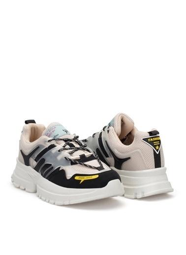 Dark Seer Ds3.5154 Sneaker 2021 Kadın Bej